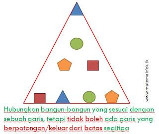 permainan matematika segitiga ajaib