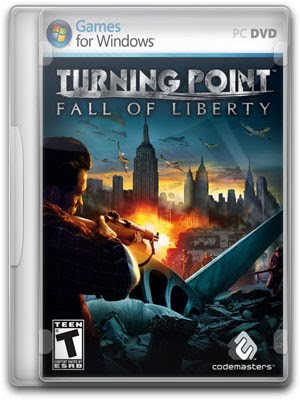 Poster Turning Point Fall of Liberty