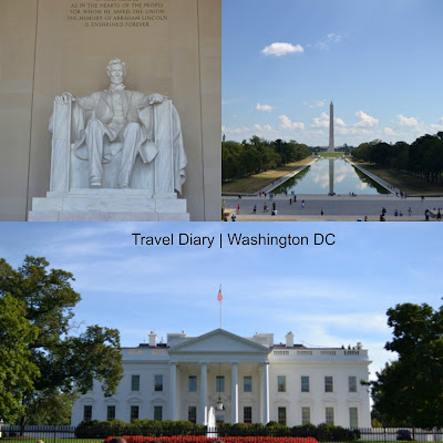 Travel Diary | Washington DC
