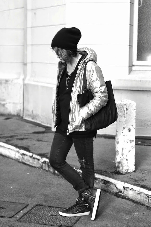 kway, k-way, golden goose, american apparel, cos, fashion blogger, blog mode lille, juste juliette