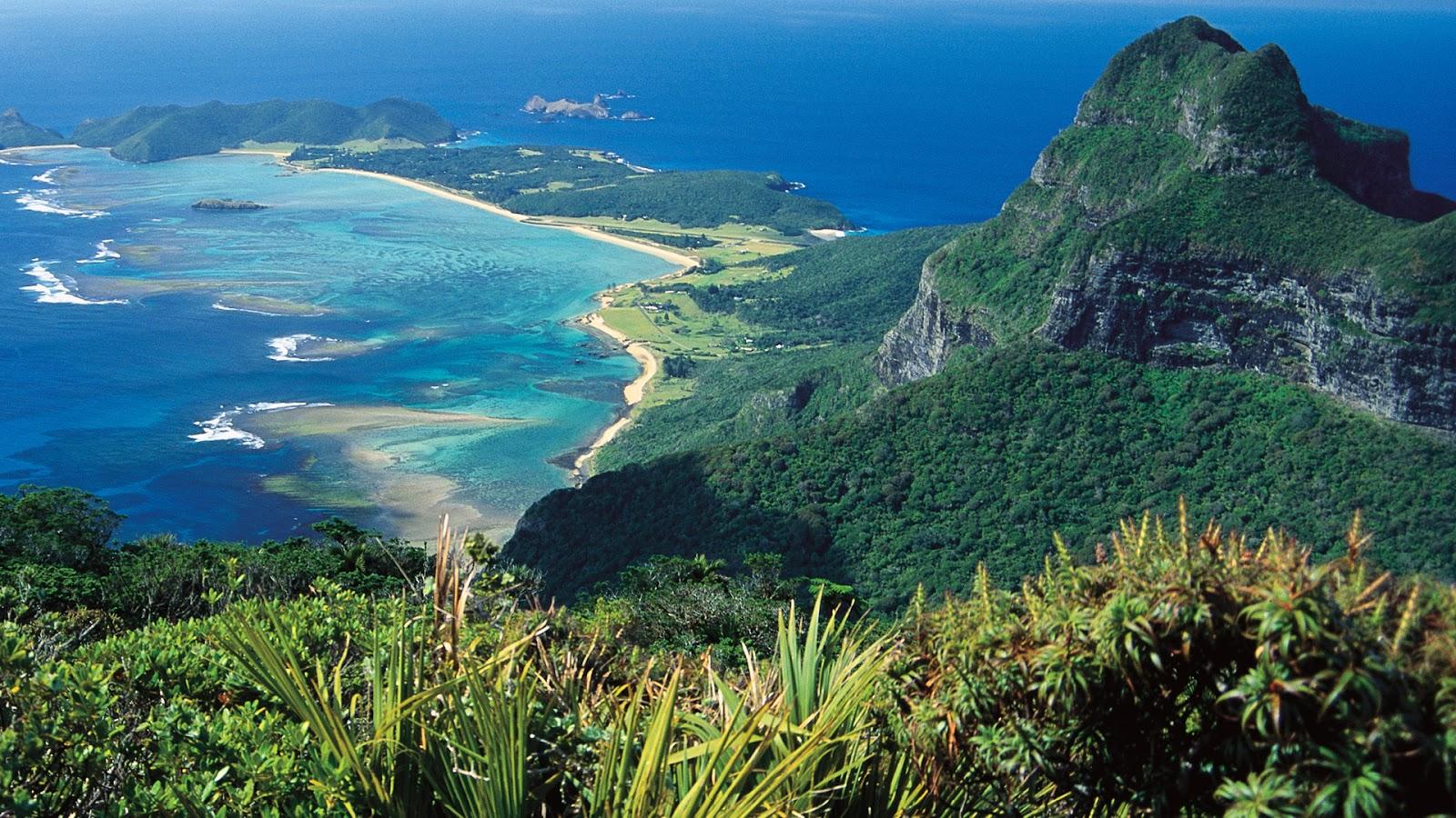 Lord Howe Island Australia  city images : ... , los siguientes operadores estarán activos desde Lord Howe Island
