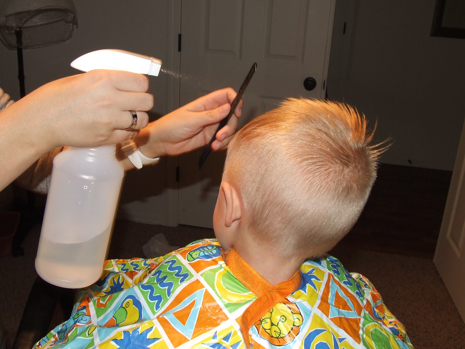 Simply Everthing I Love How To Cut Boys Hair The Professional Way - Haircut boy buzz