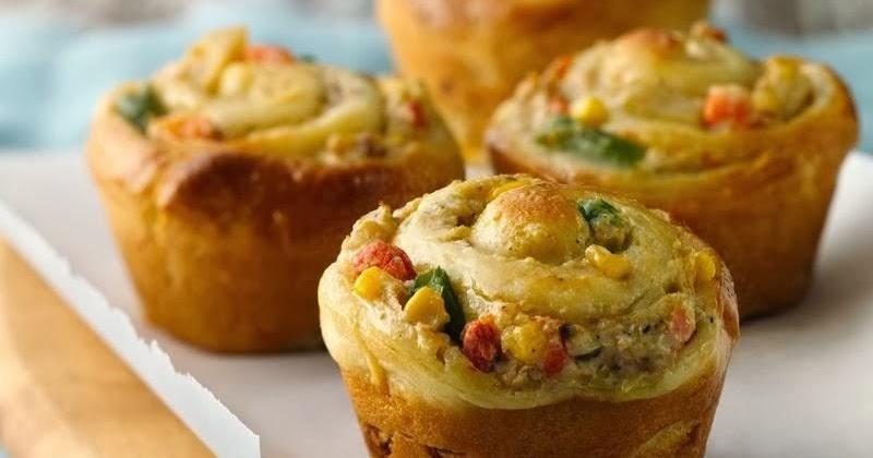 Gina 39 s italian kitchen chicken pot pie cupcakes for Gina s italian kitchen