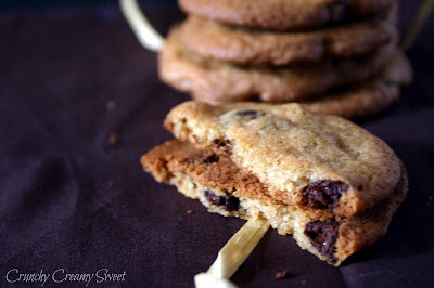 May+290a2 CCC Monday: David Lebovitzs Salted Butter Chocolate Chip Cookies