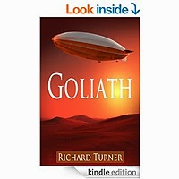 Goliath (A Ryan Mitchell Thriller Book 1) by Richard Turner