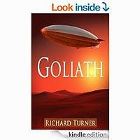 Goliath (A Ryan Mitchell Thriller Book 1) by Richard Turner