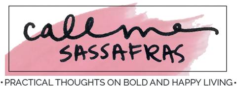 Call Me Sassafras