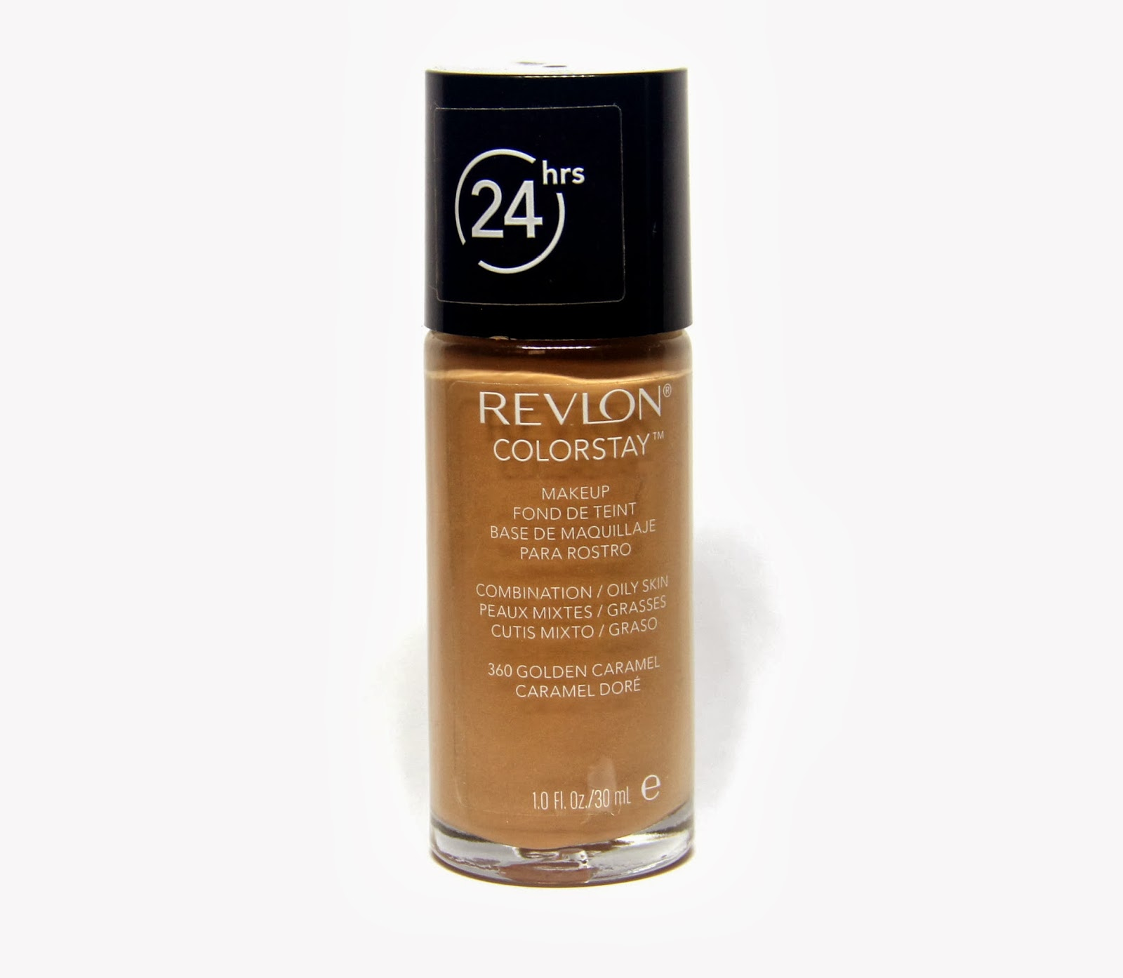 The Pretty Lil Things Blog: REVIEW: Revlon Colorstay 24 Hour ...