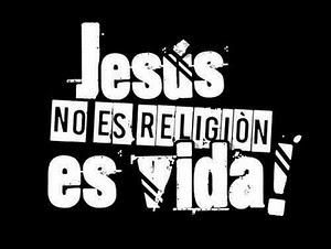 ))Jesús es Vida etern@((
