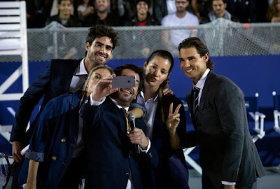 Tommy hilfiger, Tommy Hilfiger Tailored, Rafael Nadal, sportstyle, Madrid, lifestyle, Suits and Shirts, TH BOLD,