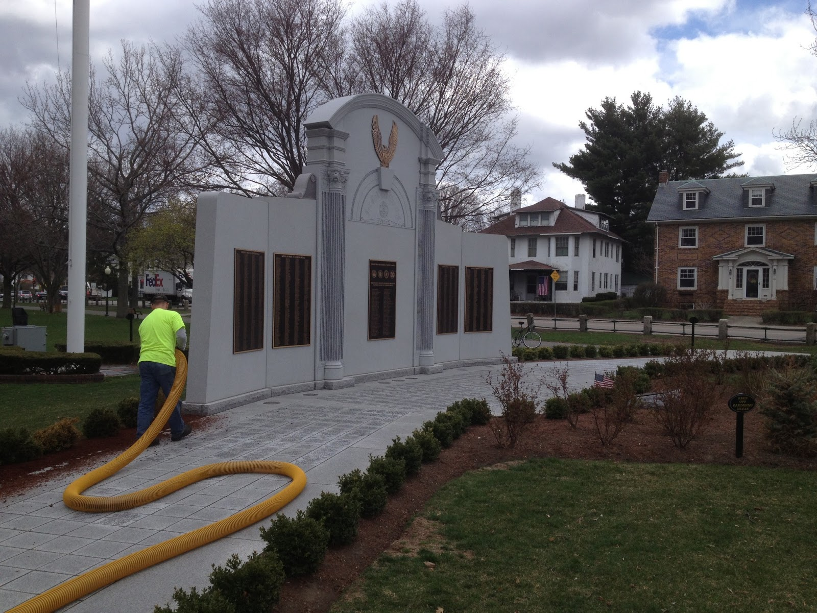 Jeff S Landscaping Wakefield Ma Melrose Reading