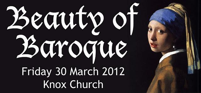 City Choir Dunedin Pearls Of Baroque