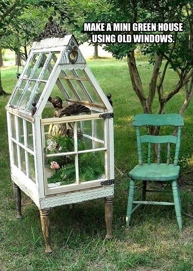 19 do it yourself garden ideas 19 pics daily fun pics