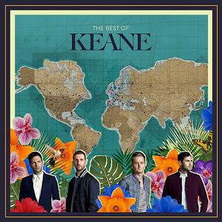 Keane Announce Best Of + Artwork & Tracklisting