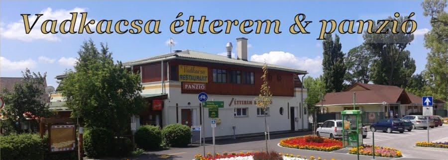 Vadkacsa Étterem & Panzió