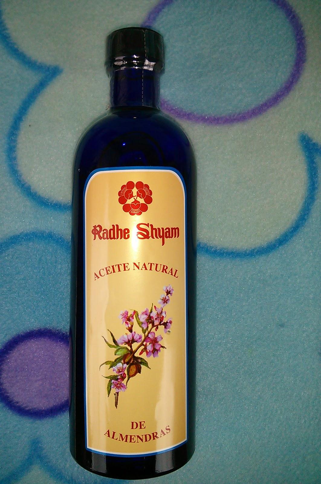 Aceite De Almendras Radhe Shyam