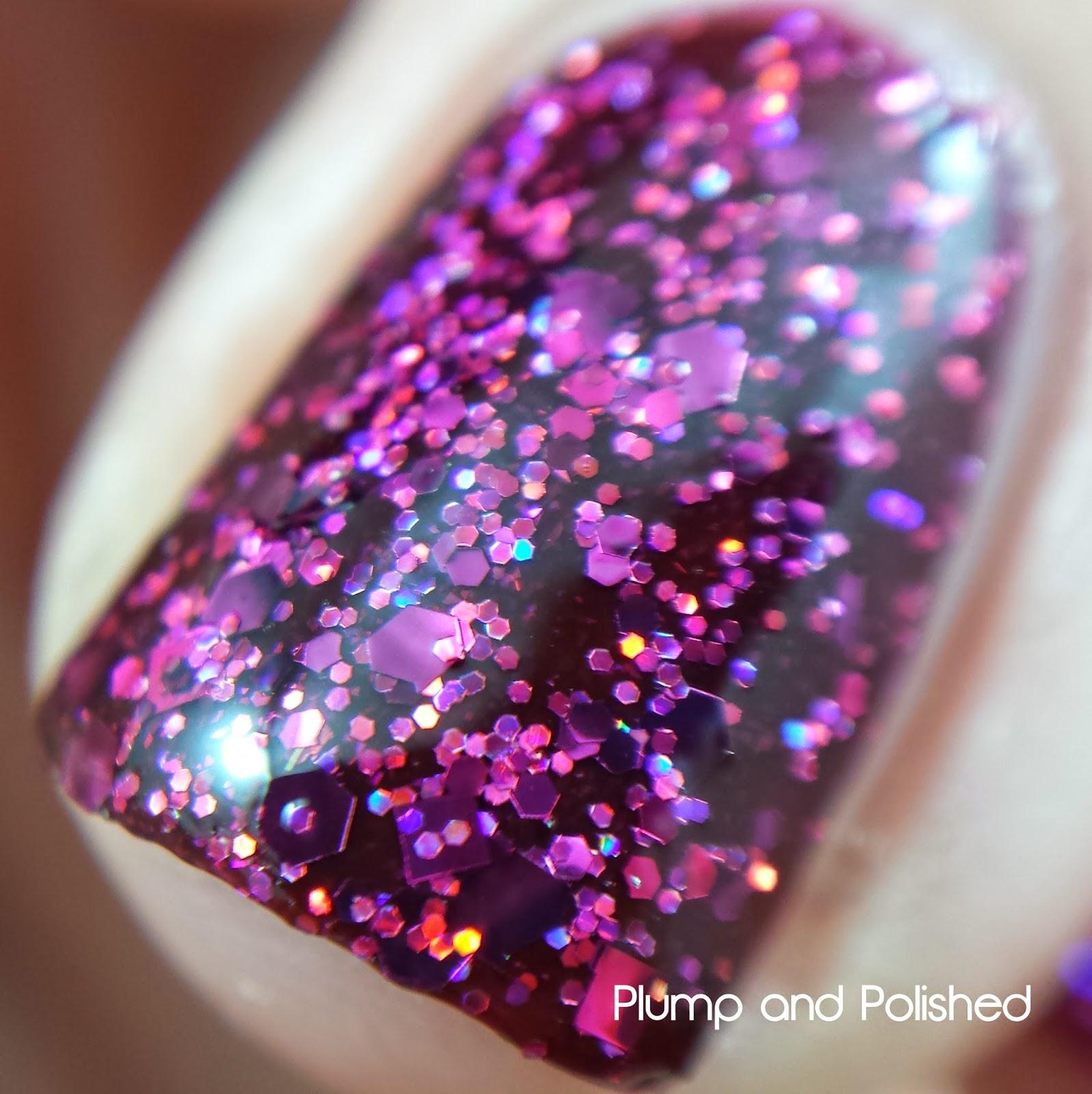 Ellagee - Sparkling Gemstones: Crushed Garnet
