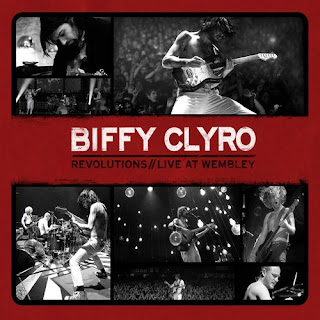Biffy Clyro Revolutions Live at Wembley Bataclan Paris