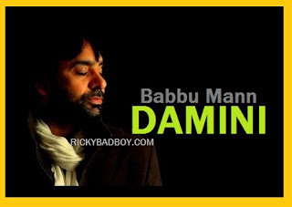 Damini Lyrics - Babbu Maan - Music Video