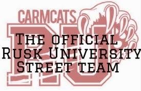 Rusk University Street Team!