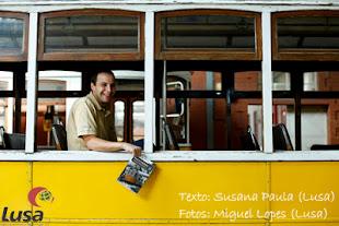 Diário do Tripulante no site da Lusa