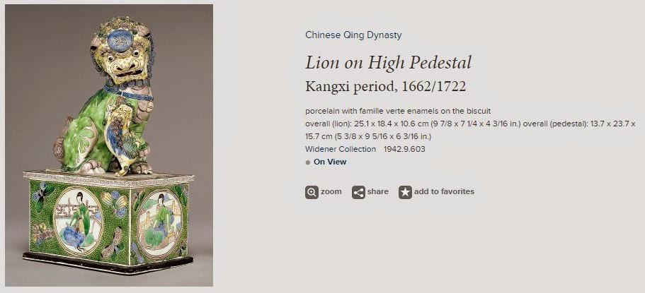 "<img src=""Kangxi Porcelain Foo Lion .jpg"" alt="" Famille Verte on Biscuit"">"
