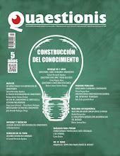 Número más reciente de Quaestionis ¡especial de 5to aniversario!
