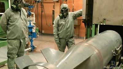 Assad Didukung Hizbullah Gunakan Senjata Kimia