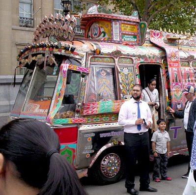 Eid Festival in Trafalgar Square #5