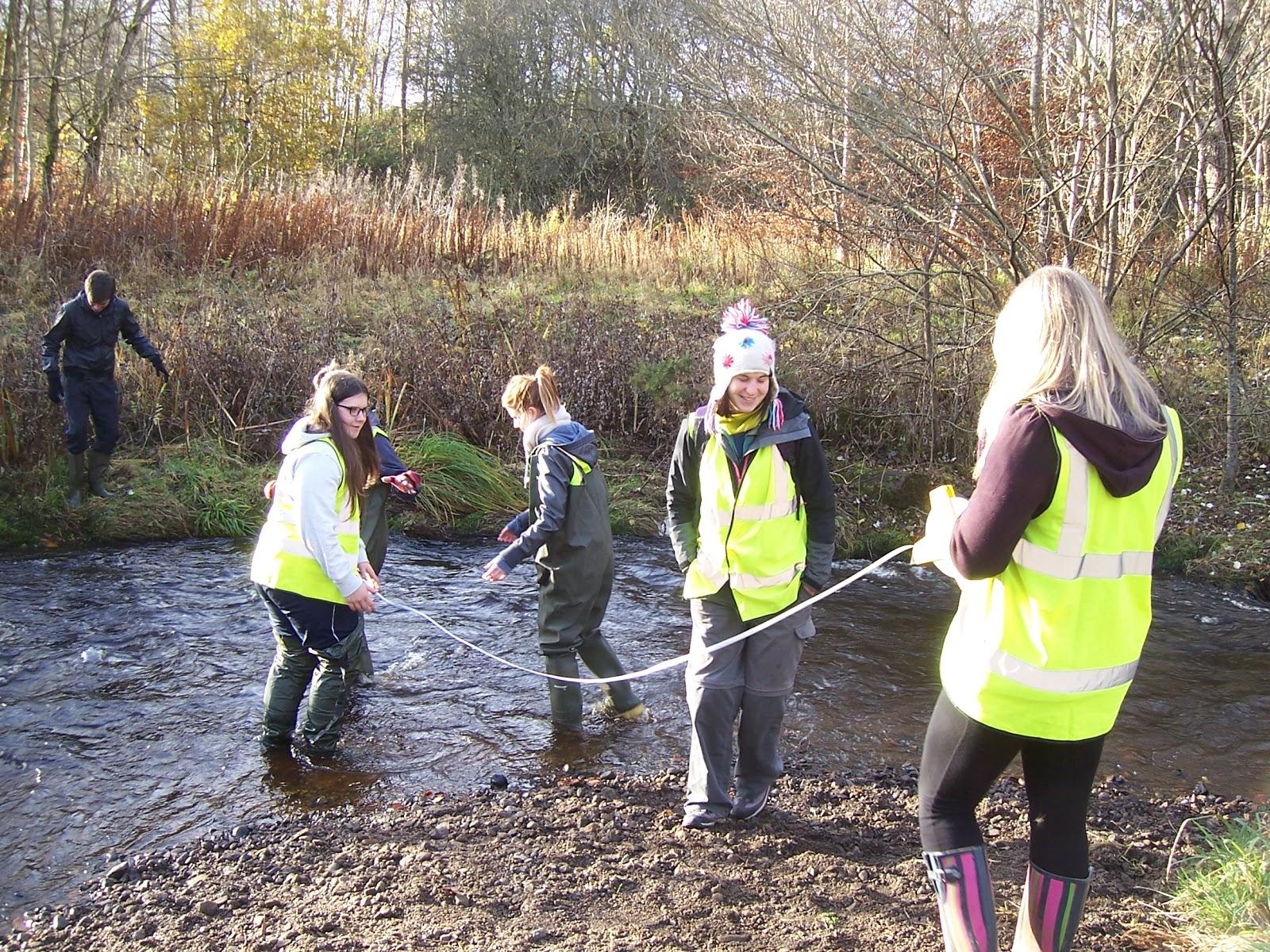 JYHS Geog Blog: S6 Fieldwork Day