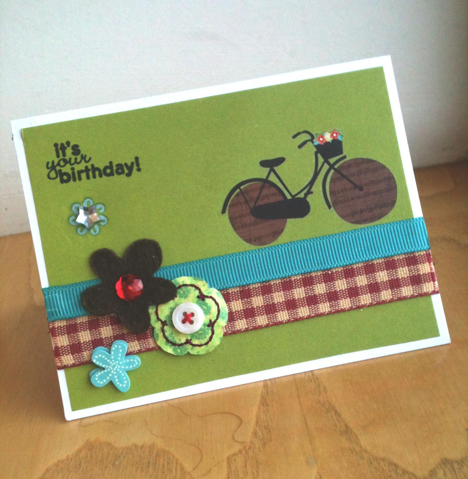 Handmade Cards For Men Pinterest Yes, men. for some reason i always ...