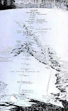 Amundsen's route