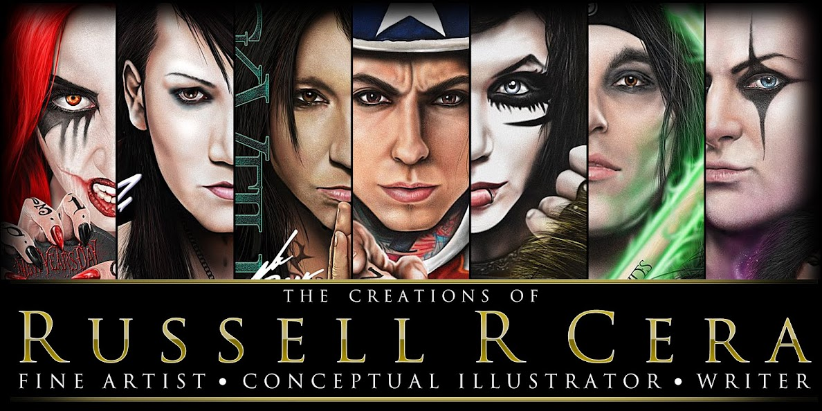 CREATIONS BY RUSSELL R CERA