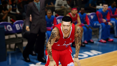 2K Matt Barnes Tattoos