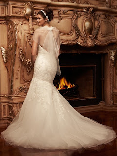 Casablanca Spring 2013 Bridal Wedding Dresses Collection