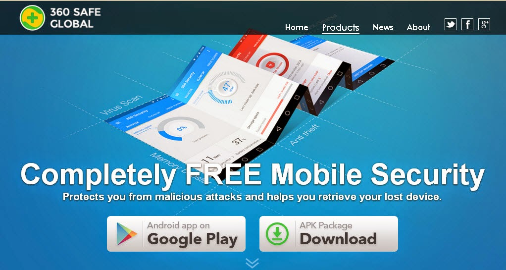 Best and popular free android antivirus apps