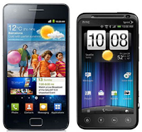 Which is better HTC EVO 3D or Samsung Galaxy S II