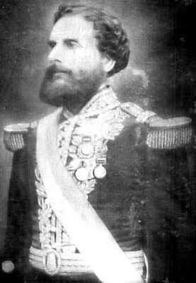 Retrato de Juan Antonio Pezet