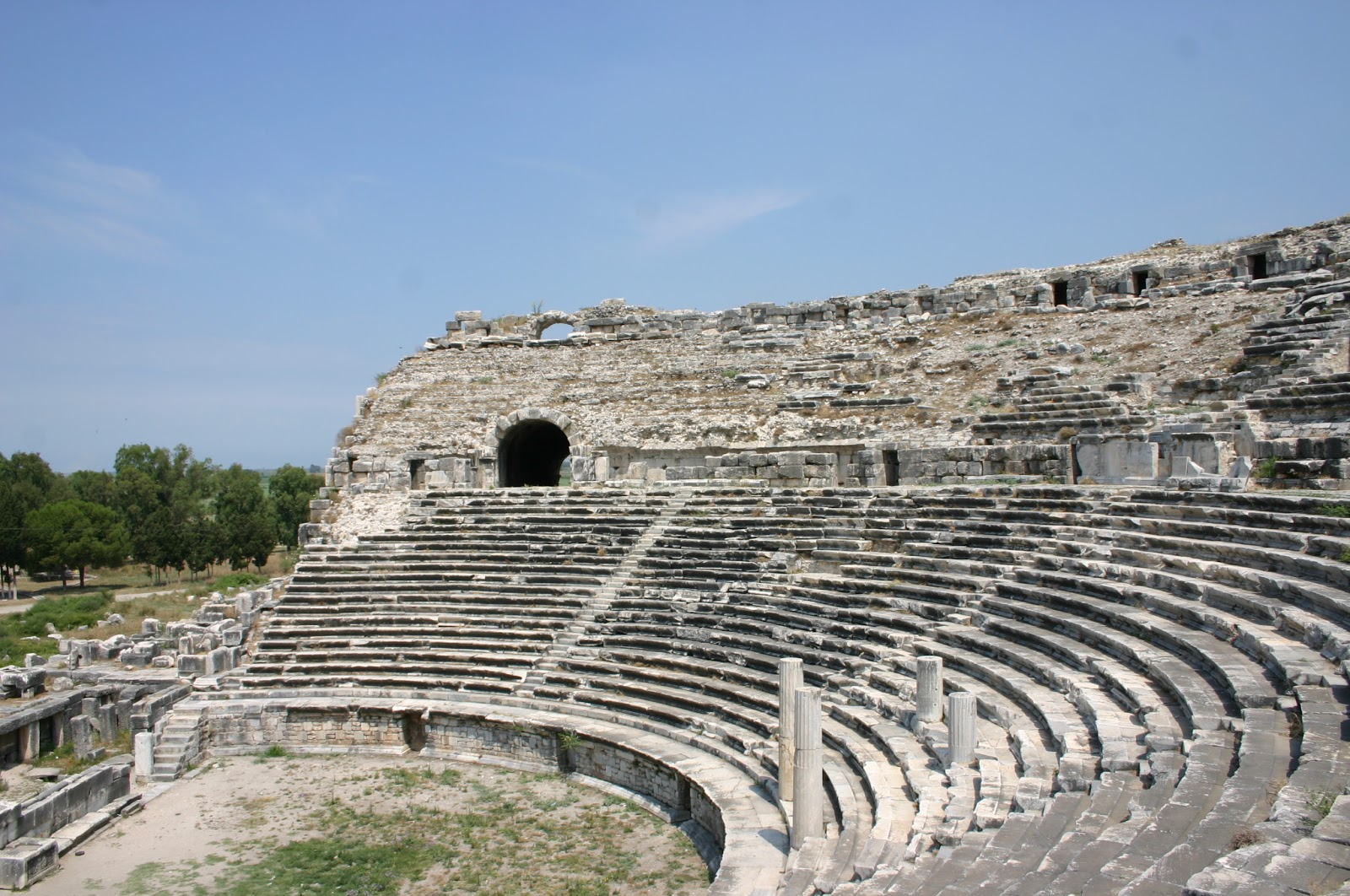 Green Espirit: Mediterranean Cruise - Turkey, Didyma, Miletus