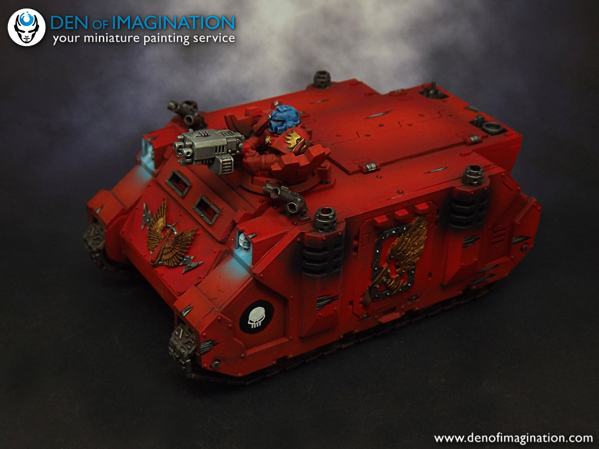 Blog Blood Angels Troops Party