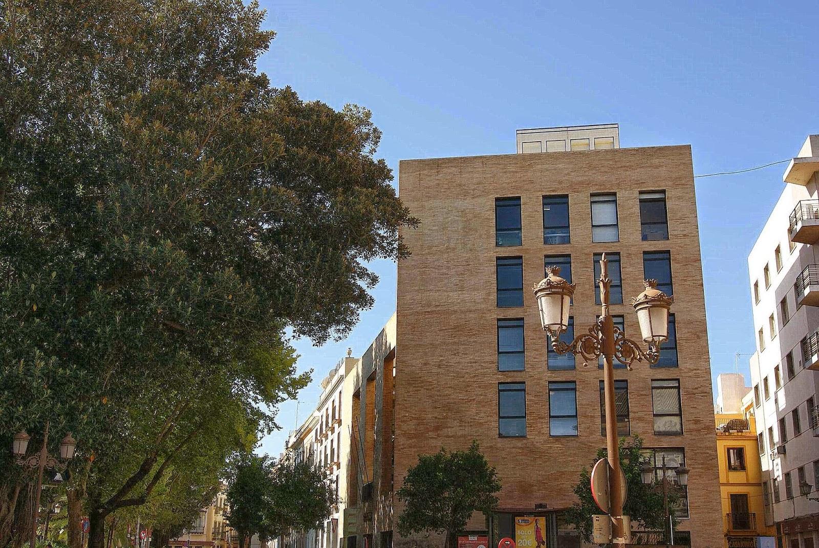 Leyendas de sevilla iglesia de san pedro ap stol i - Colegio de arquitectos sevilla ...