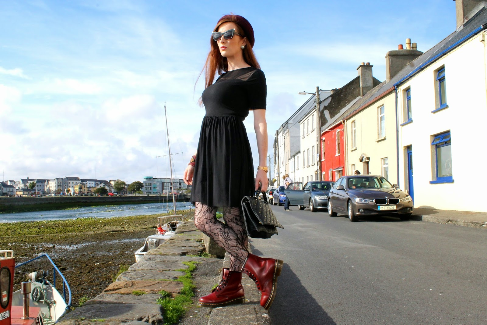 Bec boop galway fashion blogger