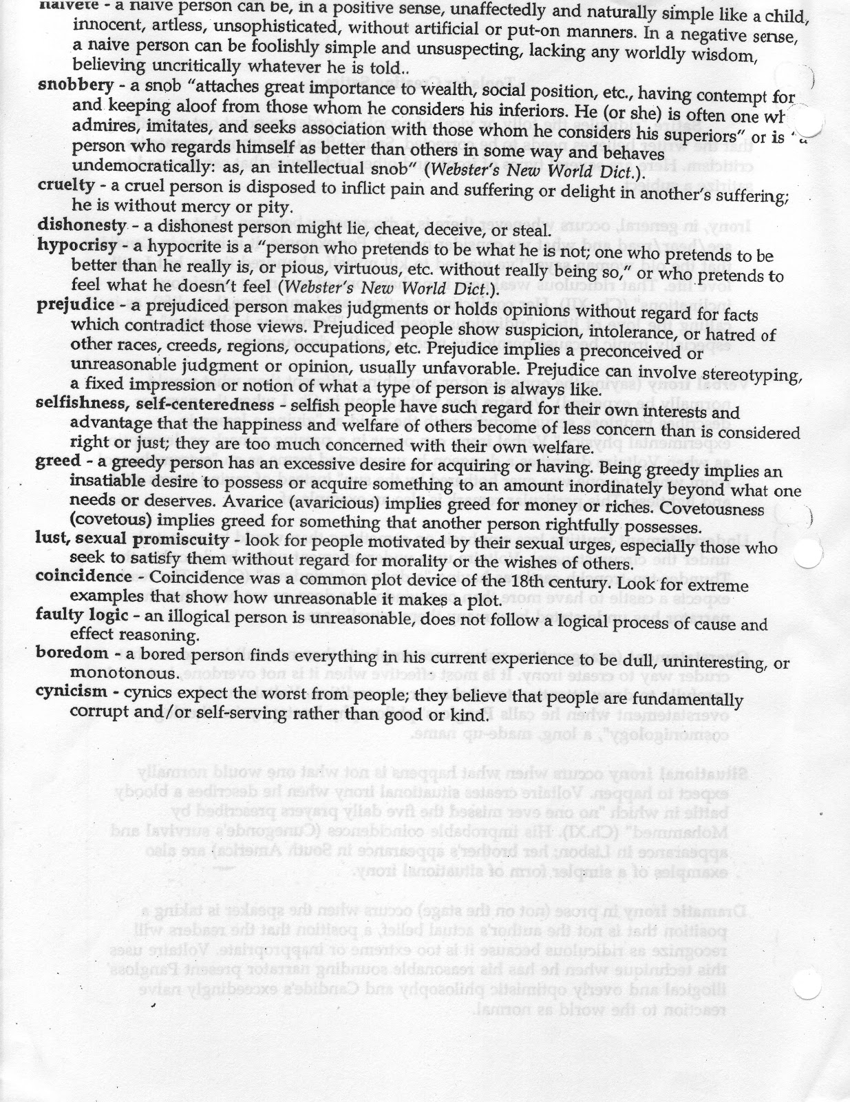 saterical essay on sterotypes Free american stereotypes papers, essays, and research papers.