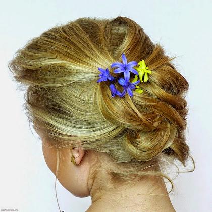 fryzura ślubna 34