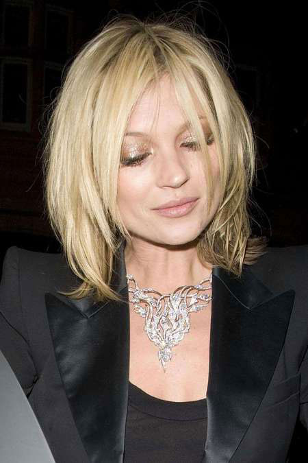 Hair style kate moss hairstyles for Moss hair salon