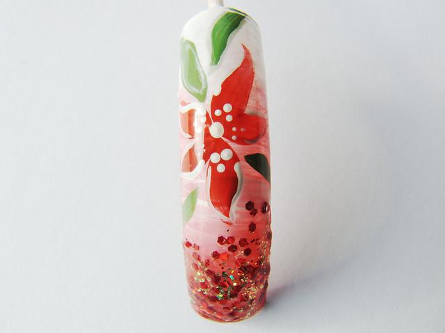 Christmas Nail Art Designs -19