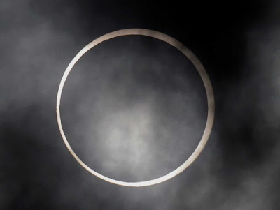 May 2012 annular solar eclipse in tokyo