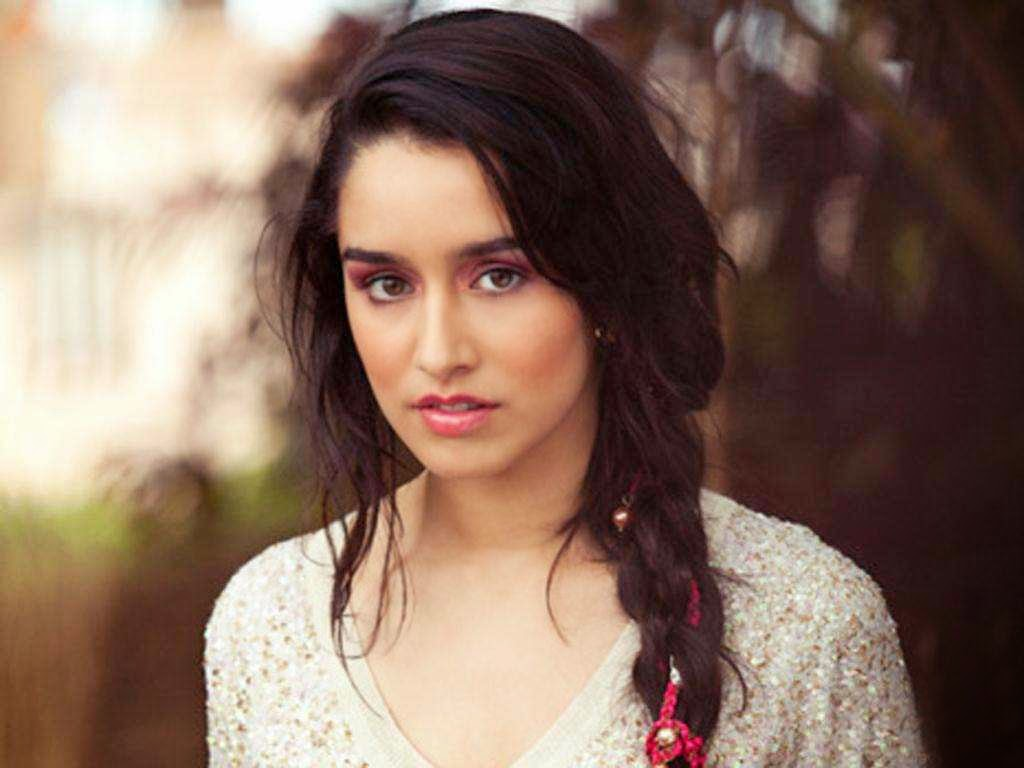 Shraddha Kapoor Hairstyles And Photoshoot Fashion