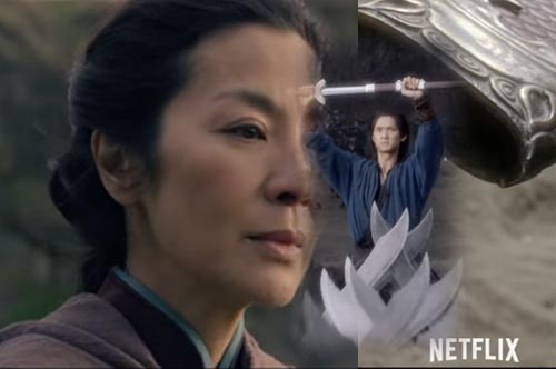 Crouching Tiger Hidden Dragon Sequel Trailer