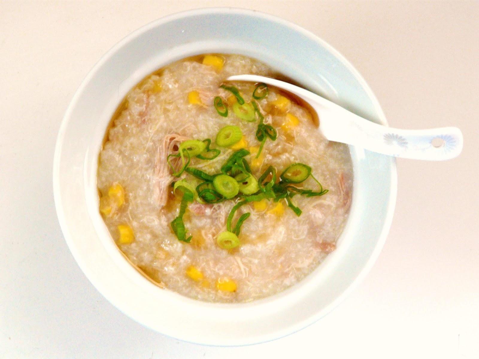 Corn porridge with pumpkin: recipe 46